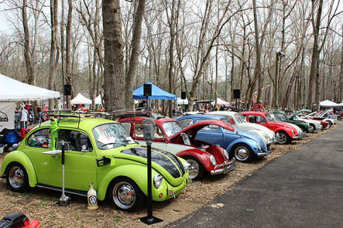 Cruise The Coop VW Car Show Motorsportamericacom - Vw car show this weekend